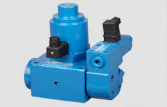 EFBG Proportional Pressure Relief And Flow Valves by S. M. Shah & Company