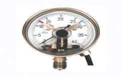 Electric Contact Pressure Gauges by Sai Enterprises