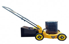 Electric Lawn Mover With Steel Deck by Laxmi Agro Agencies