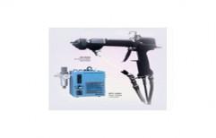 Electrostat Spray Painting Hand Gun by National Enterprises
