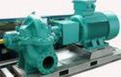 End Suction & Split Casing Pumps by AG Corporation