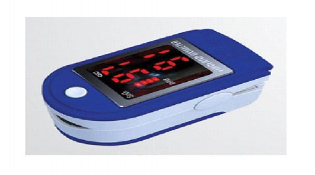 FTP201 Fingertip Pulse Oximeter by Chamunda Surgical Agency