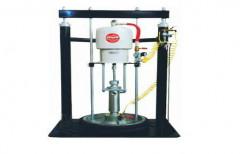 Grease Dispensing Machine by Jaguar Surface Coating Equipments