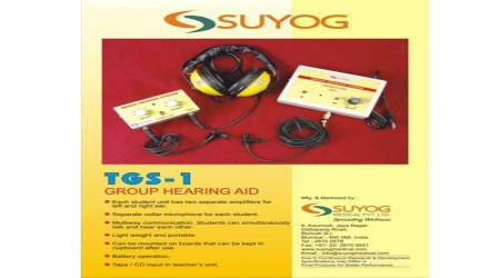 Group Hearing Systems by Suyog Medical Private Limited