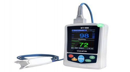 Handheld Pulse Oximeter by Innerpeace Health Supports Solutions