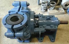 Hi-Chrome Slurry Pumps by SMS Pump & Engineers
