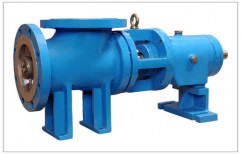 Horizontal Axial Flow Pump by Jay Ambe Engineering Co.