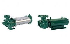 Horizontal Open Well Pump by Akassh Industry