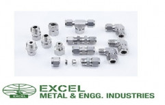 Hydraulic Fitting by Excel Metal & Engg Industries