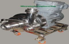 Hygienic Pump by Micro Tech Engineering