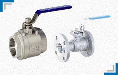 Investment Casting Ball Valve by Mackwell Pumps & Controls