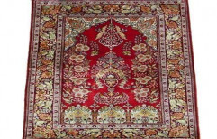 Kashmiri Silk Floor Carpets by Sajj Decor