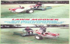 Lawn Mower with Power Tiller by B.D.J. International