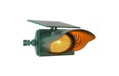 LED Solar Signal Light by Mss Technology