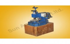 MDF Flange Round Circle Cutting Machine by Sun Acrylam Private Limited