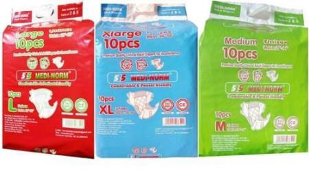 Medi- Norm Adult Diaper by Medi-Surge Point
