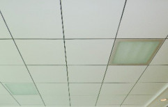 Metal False Ceiling Material Dealer by S. R. Ceiling Solution & Interiors