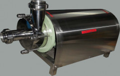 Milk Transfer Pump by Micro Tech Engineering