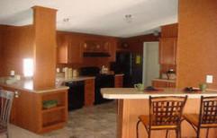 Modern Modular Kitchen by Maha Interiorss