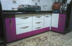 Modular Kitchen by Malik Decor