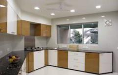 Modular Kitchen by Decor & Design