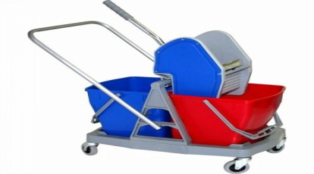 Mopping Trolley by Saif Care
