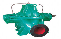 Mounting Inline Horizontal Split Casing Pump by Ankur Trading Co.