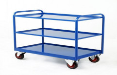 Multi-Purpose Trolley by Sanipure Water Systems