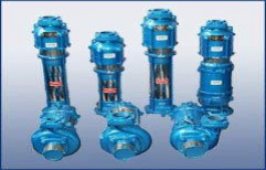 Openwell Submersible Pump Motors by Ashok India Sales Pvt. Ltd.