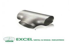 Pipe Tee by Excel Metal & Engg Industries