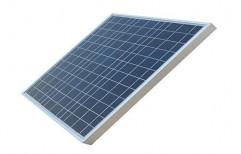 Polycrystalline Solar Power Panel by SS Solar Tech