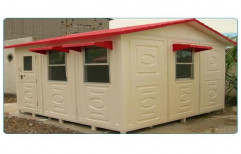 Portable FRP Cabins by Anchor Container Services Private Limited