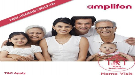 Pre-Post Cochlear Implant Evaluation Rehabilitation Services by Amplifon India Private Limited
