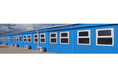 Prefabricated Staff Canteen by Anchor Container Services Private Limited