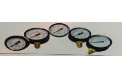 Pressure Gauges EXECL by Hind Pneumatics