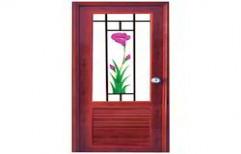 PVC Wooden Door by SMP Interior