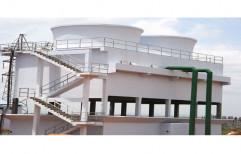 RCC Cooling Towers by Janani Enterprises, Coimbatore