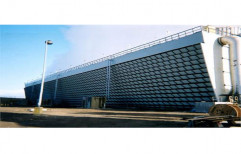 Reinforced Concrete Cement Cooling Towers by Janani Enterprises, Coimbatore