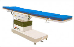 Remote Control Elec O.T. Table with Longitudinal Top Slid EM by Ambica Surgicare