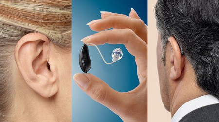 RIC Hearing Aid by Sound Life Inc