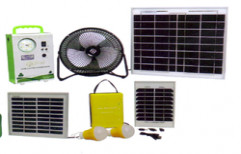 Solar Home Lighting System by Hatkesh Engineering