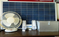 Solar Home Lighting System by Radha Energy Cell