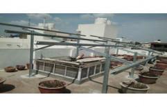 Solar Panel Mounting Galvanized Structure by IGO Solar