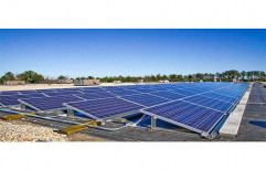 Solar Panel System by Sai Safe Lubricant India