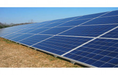 Solar Power Plant by Complete Solar Systems LLP