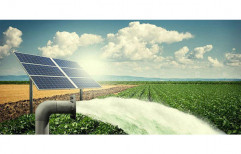 Solar Power Water Pump by Mss Technology