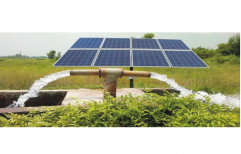 Solar Pumping System by Amrut Energy Private Limited