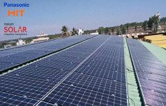 Solar Rooftop Project by Indium Projects Private Limited