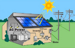 Solar Rooftop System by Hansuja Technologies Private Limited