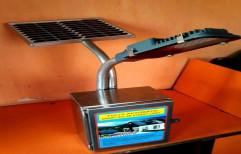 Solar Street Light by Madhav Engineering